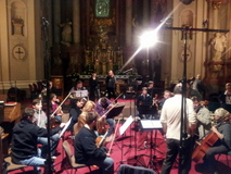 Musica Sacromontana for the seventh time! Recordings in Gostyń.